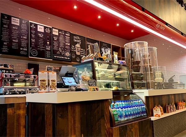 Appleby Bakery dipndip Chocolate Café