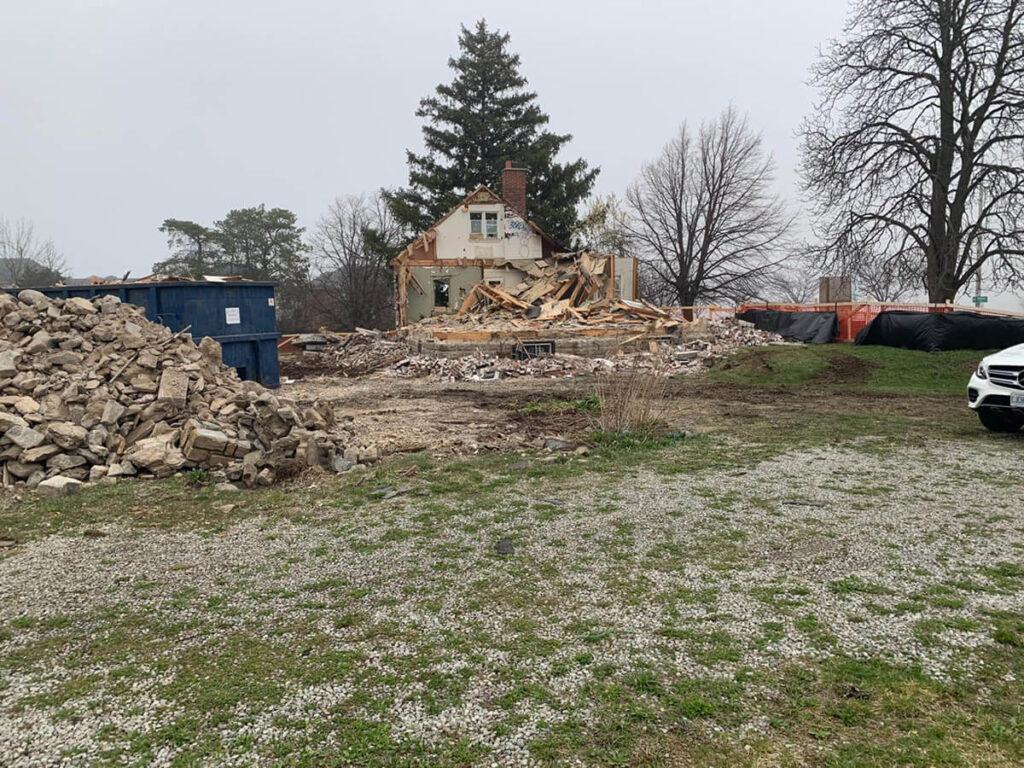 Construction Status Bronte Enclave